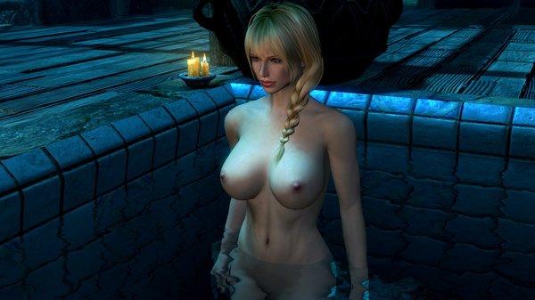 ЙОРДИС - ночью вода в бассейне тепла..