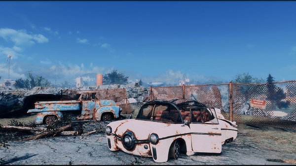 Апокаляпсис. Fallout-4 (Сборка 6.5)