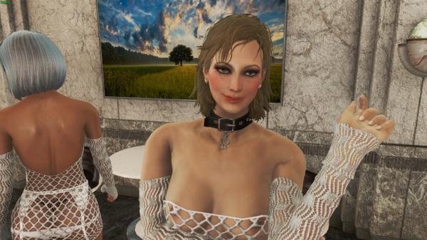 Поселенка обрадовалась возвращению Алисы.