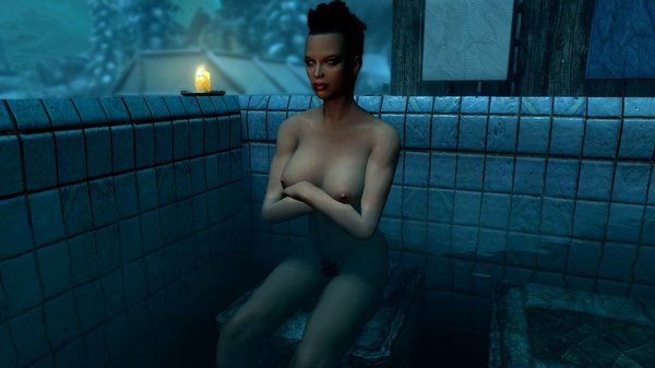 В бассейне тепло ) SkyrimSE (сборка 6.0)