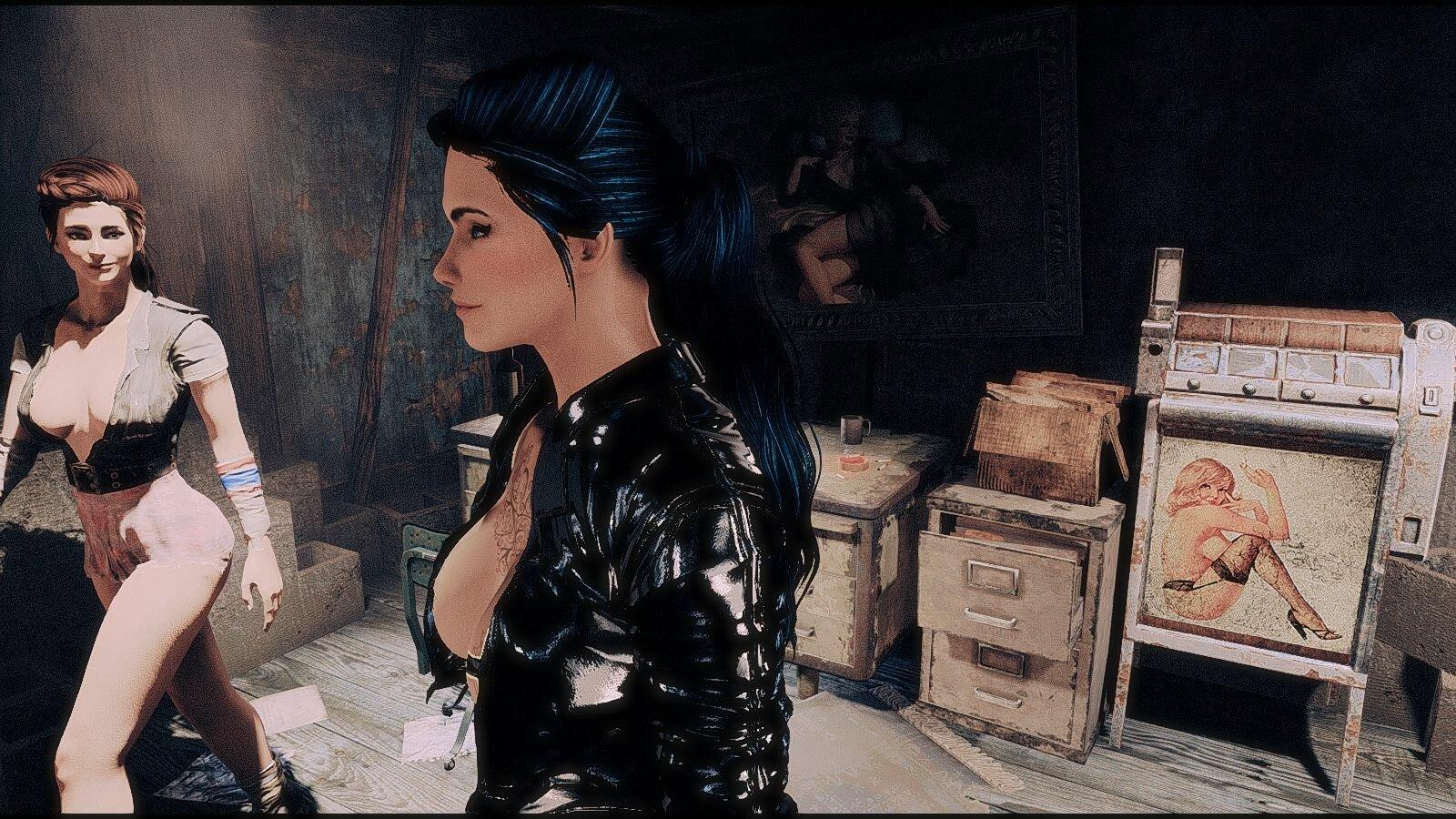 Так вы к Валентайну? ;) Fallout-4 (Сборка 6.5)