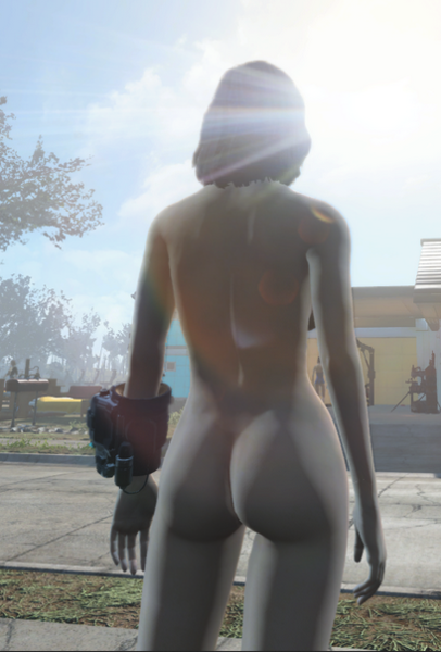 Ультра лучи Fallout4