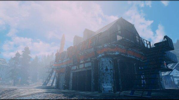 Дача на Харборе.. Fallout-4 (Сборка 6.5)