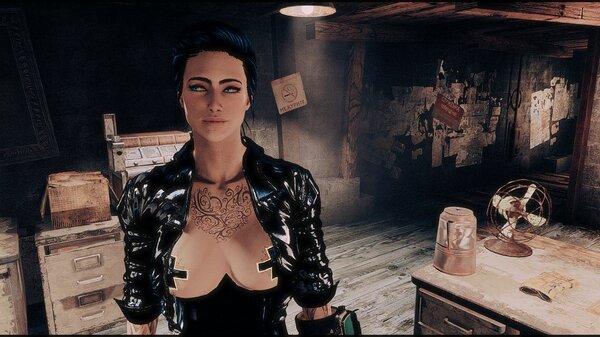 В агенстве Валентайна.. Fallout-4 (Сборка 6.5)
