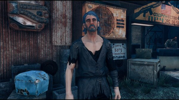 Мне бы Нюка-коллу! Fallout-4 (Сборка 6.5)
