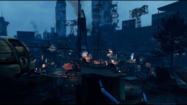 Даймонд сити. Fallout-4 (Сборка 6.5)