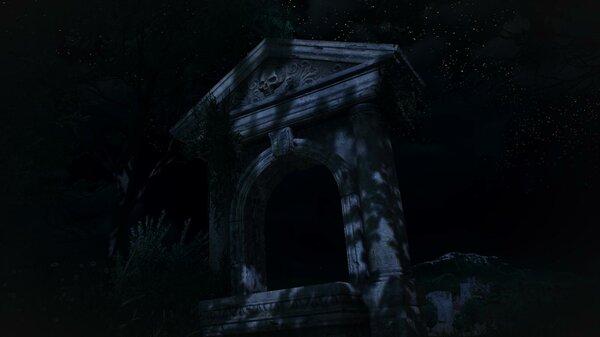 Склеп. Ведьмак III (сборка Торна)