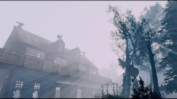Туманно.. Poselenia Windfire