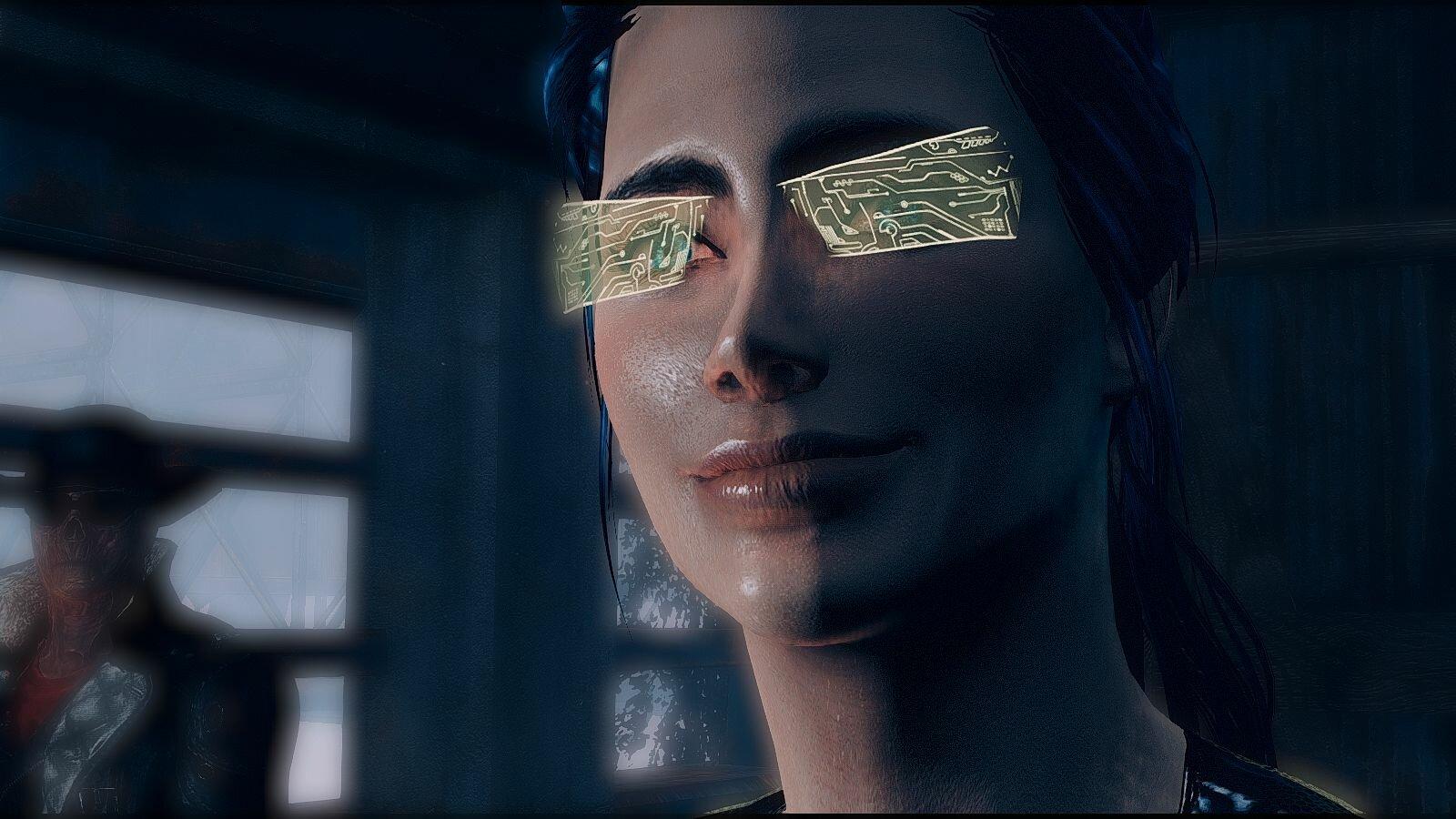 ЕВА с Мерфи.. Fallout-4 (Сборка 6.5)