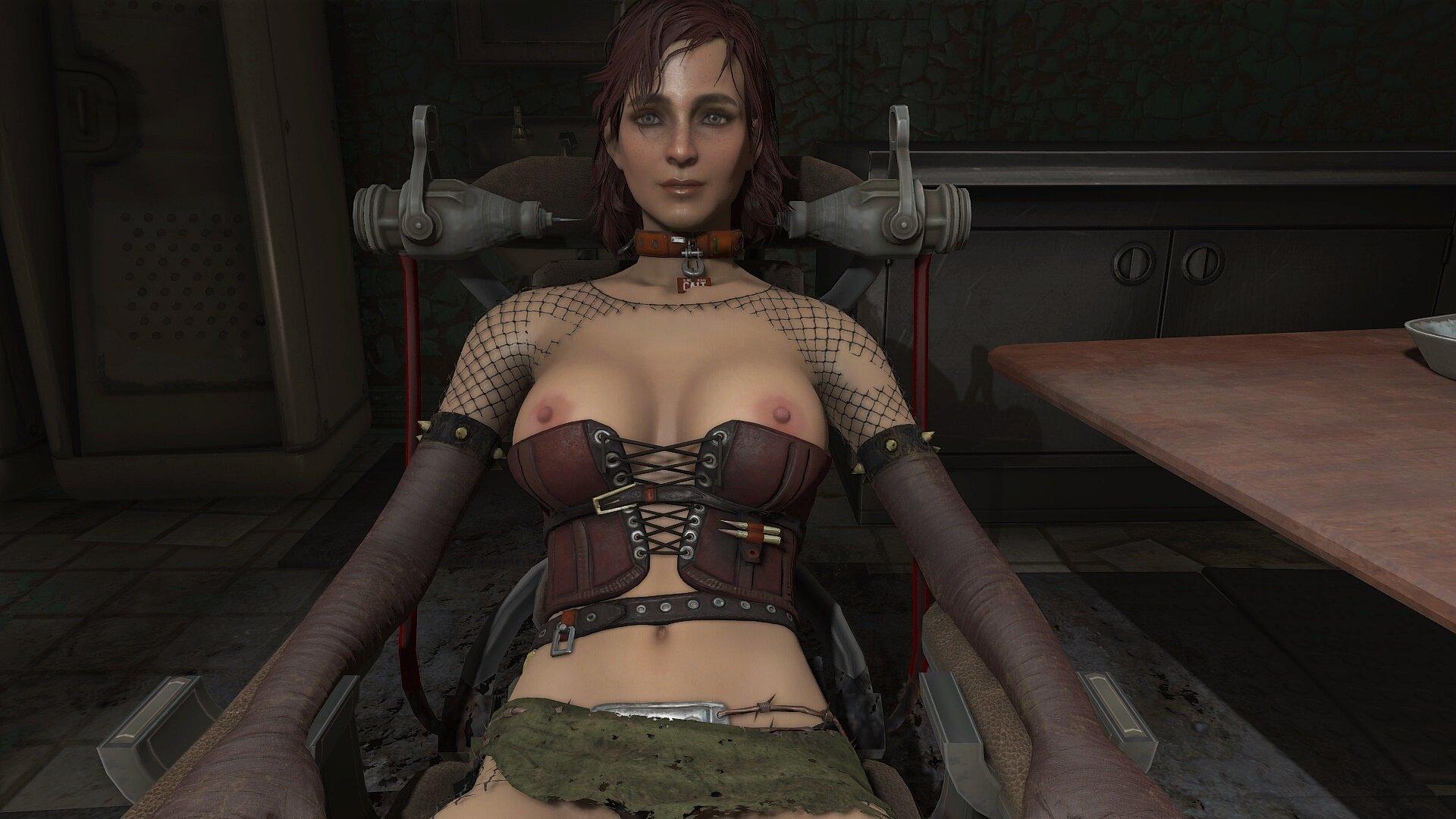 Fallout4 Борьба с зависимостью