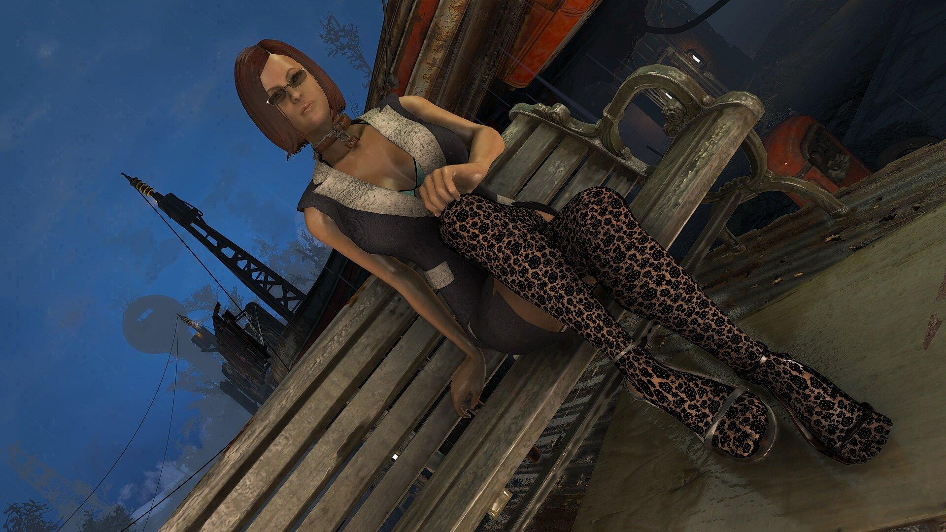 Fallout4 Кейт