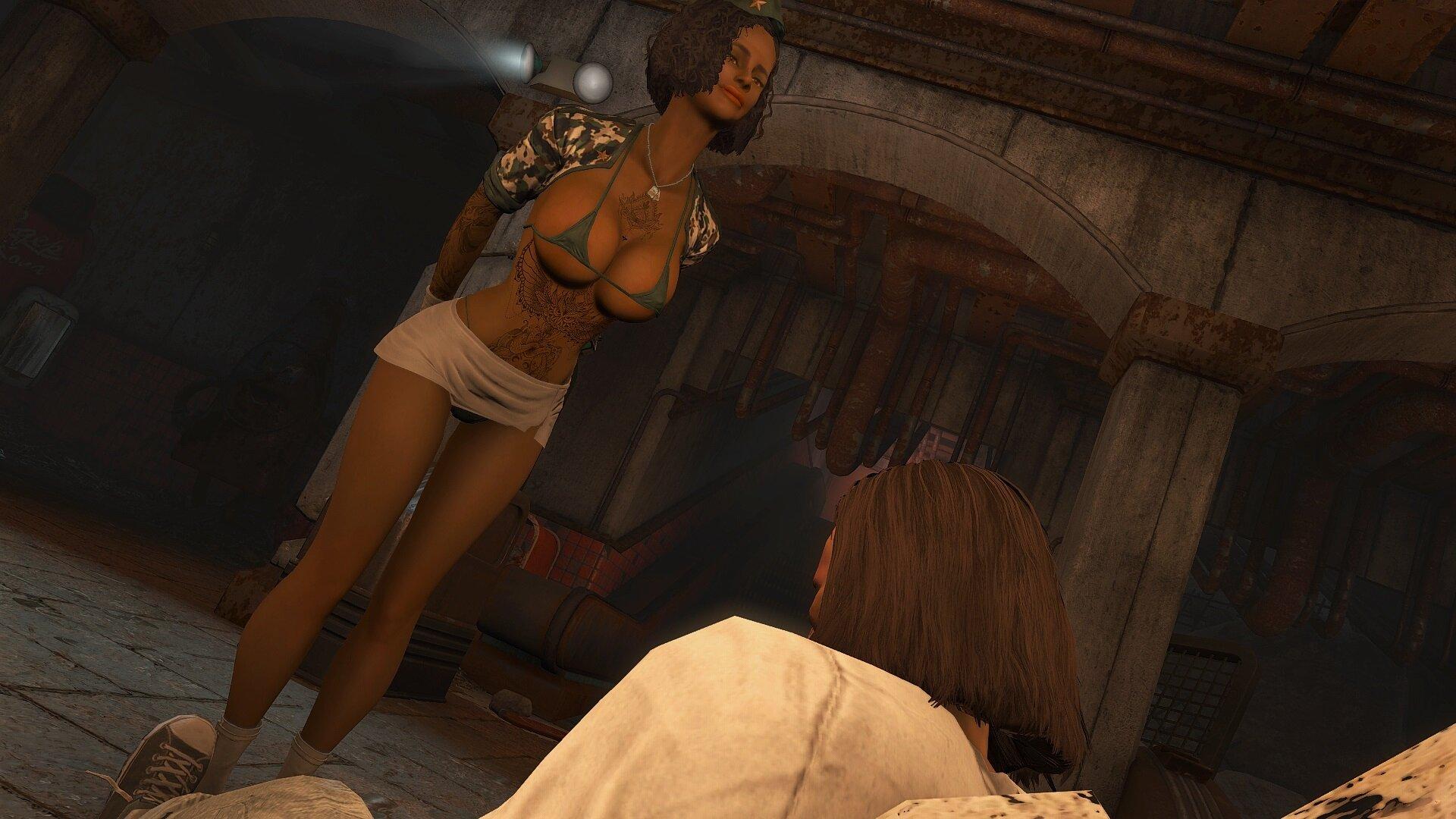 Fallout4 Семье угрожали, серьёзно? )