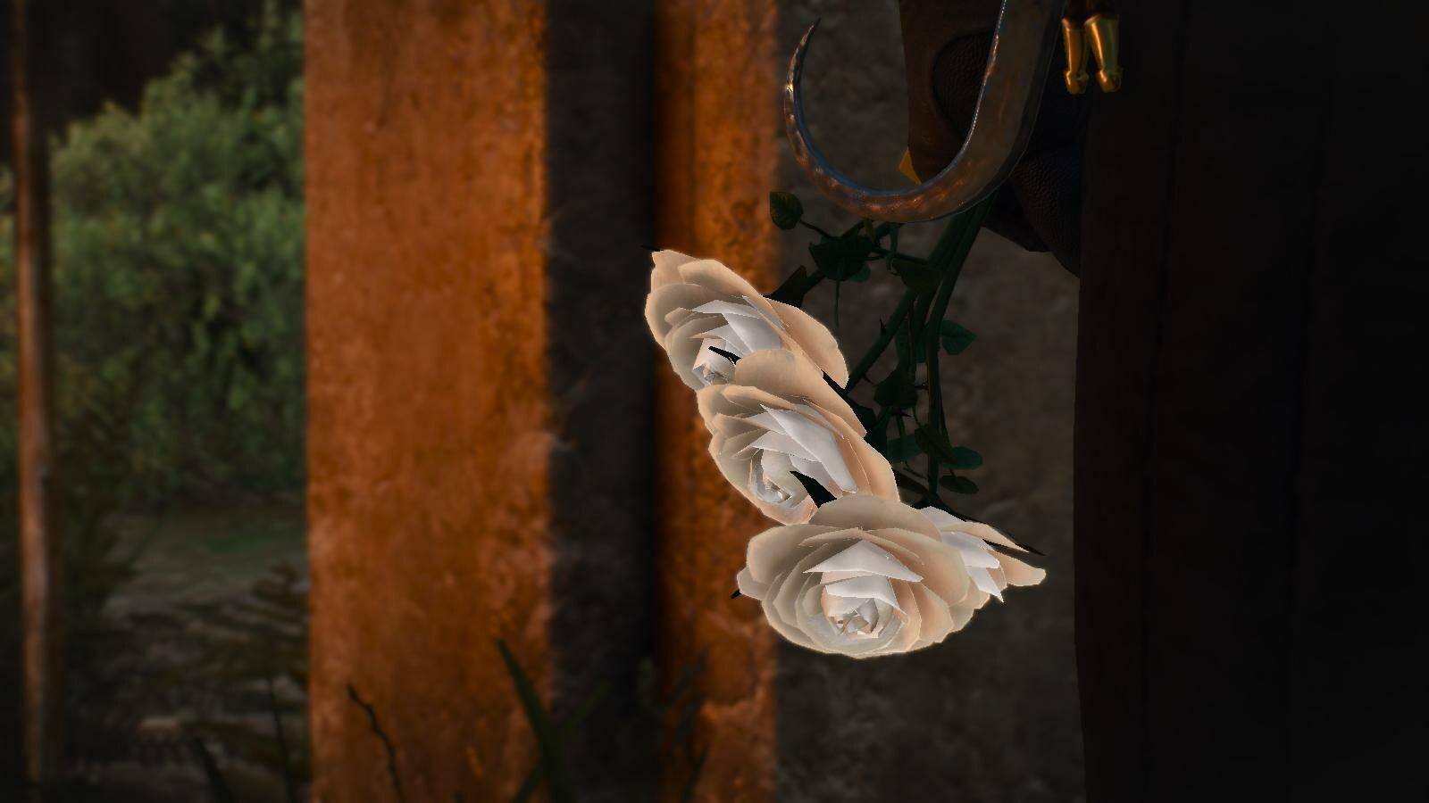 Цветы.. Ведьмак III (сборка Торна)
