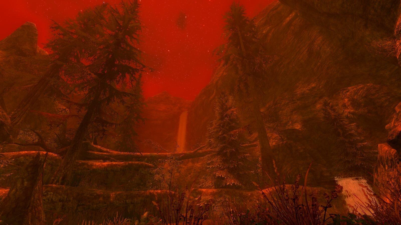 Кровавая луна.. SkyrimSE (сборка 6.0)