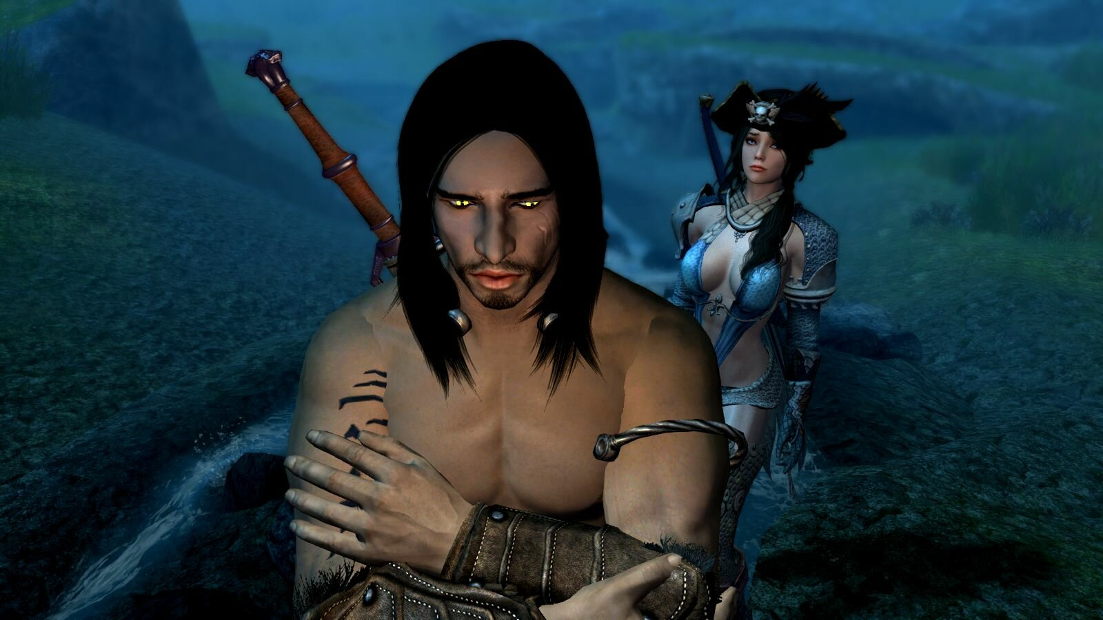 Эйран думает, что делать с пираткой Софией?