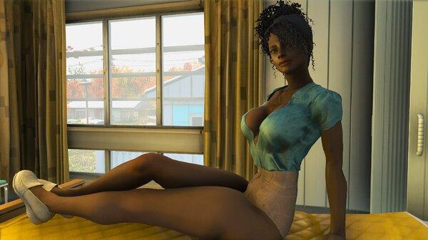 Fallout4 Утречко