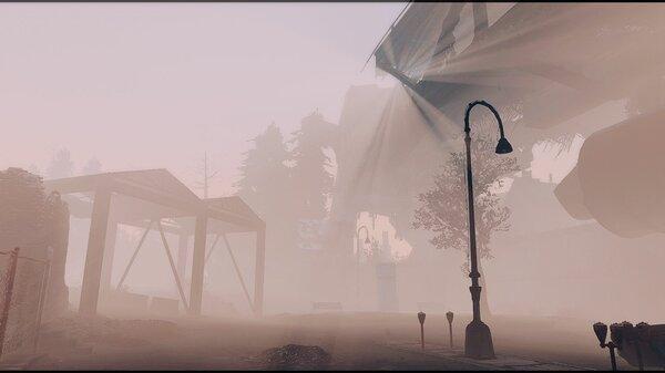 Туман.. Fallout-4 (Сборка 6.5)