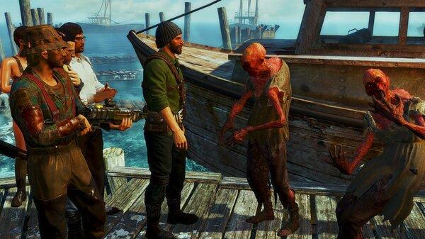 Переговоры ;) Fallout-4 (Сборка 6.5)