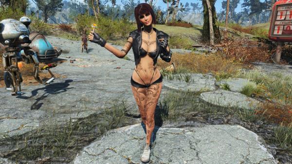 Fallout-4 (Сборка 5.1 и моды).