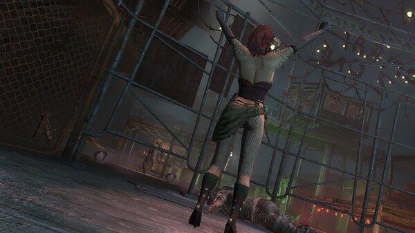 Fallout4 Победа Кейт на ринге