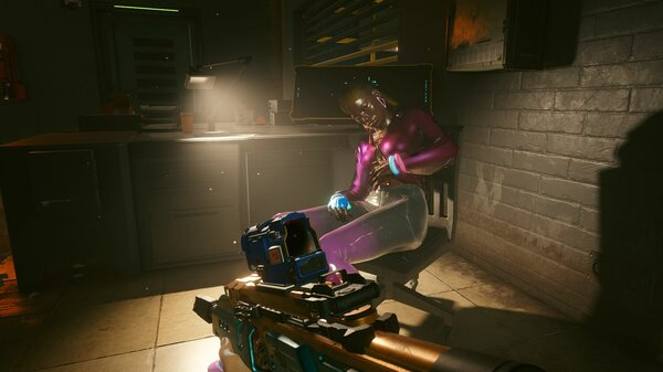Cyberpunk 2077 - screenshots