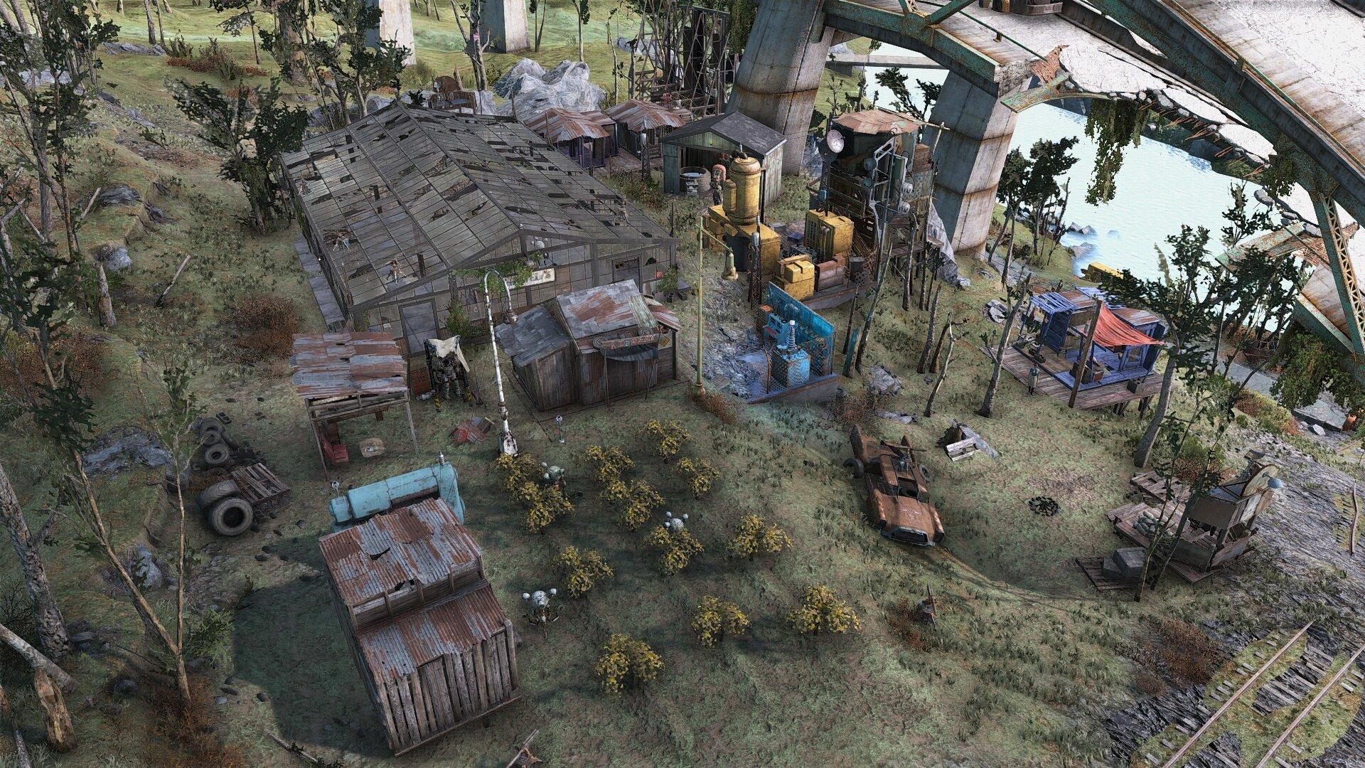 Fallout4 Грейгарден