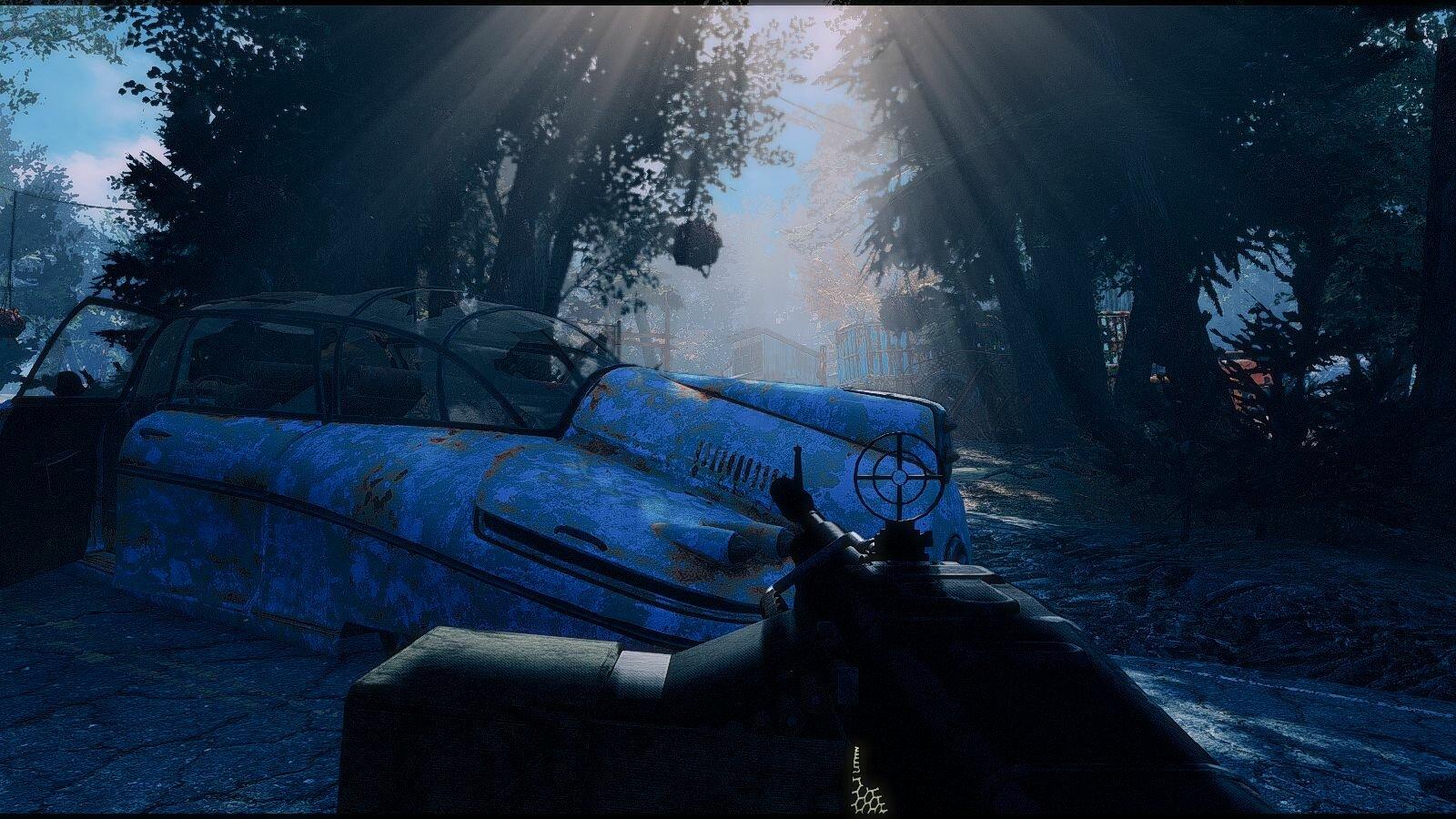 Пейзажик.. Fallout-4 (Сборка 6.5)
