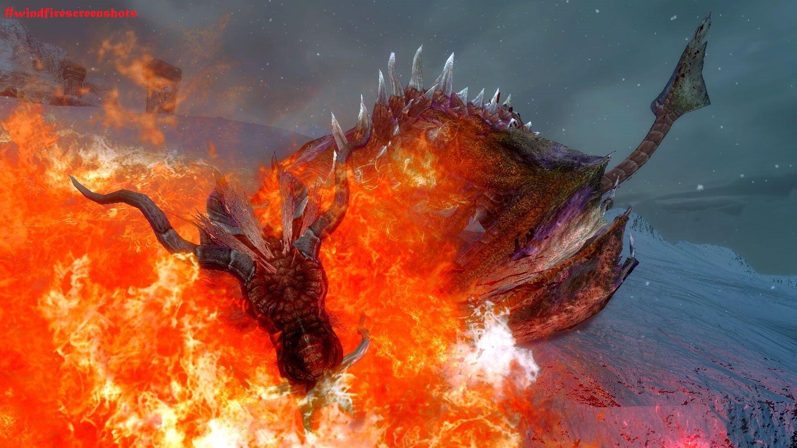 Дракон... SkyrimSE (сборка 6.0)