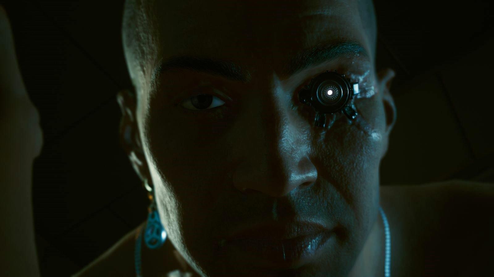 Ривер.. Cyberpunk 2077