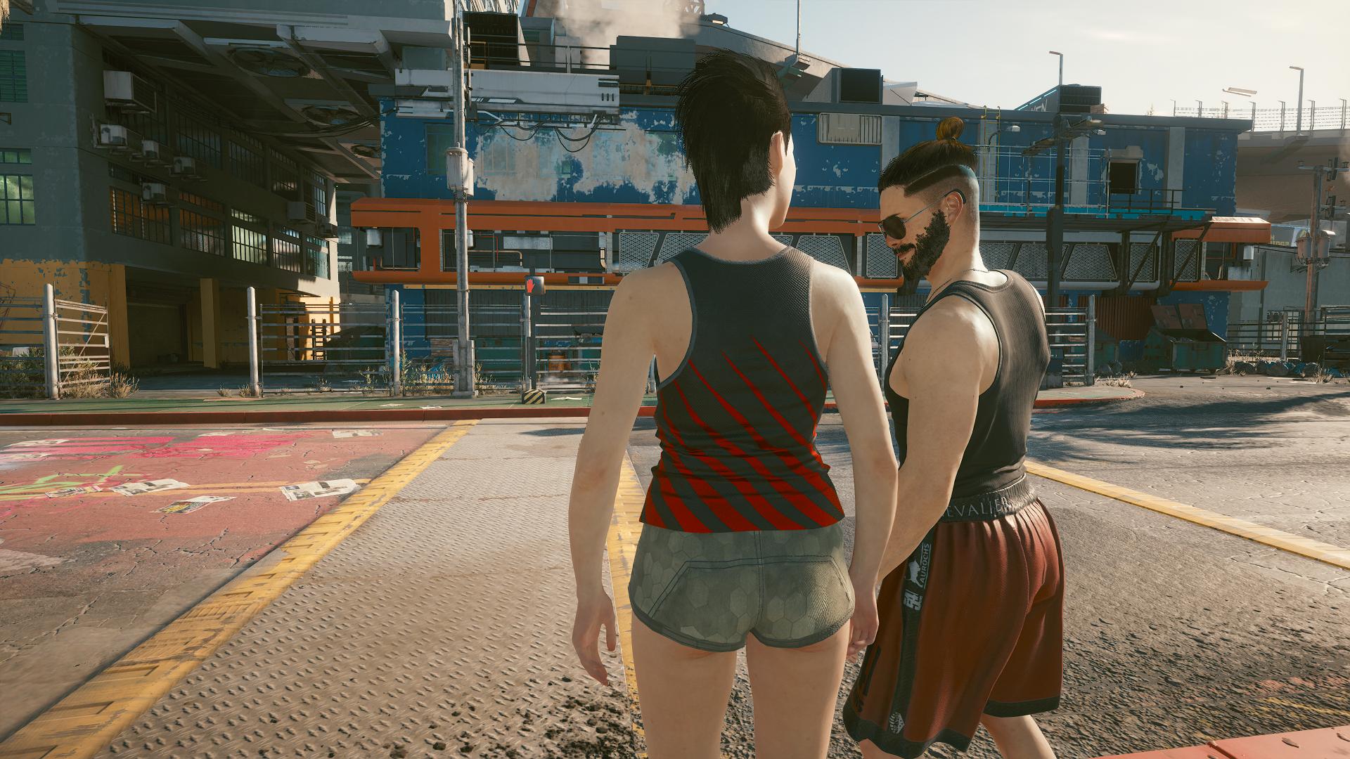 "Элиз:-""Давай сперва зайдём в подъезд - покурим""."