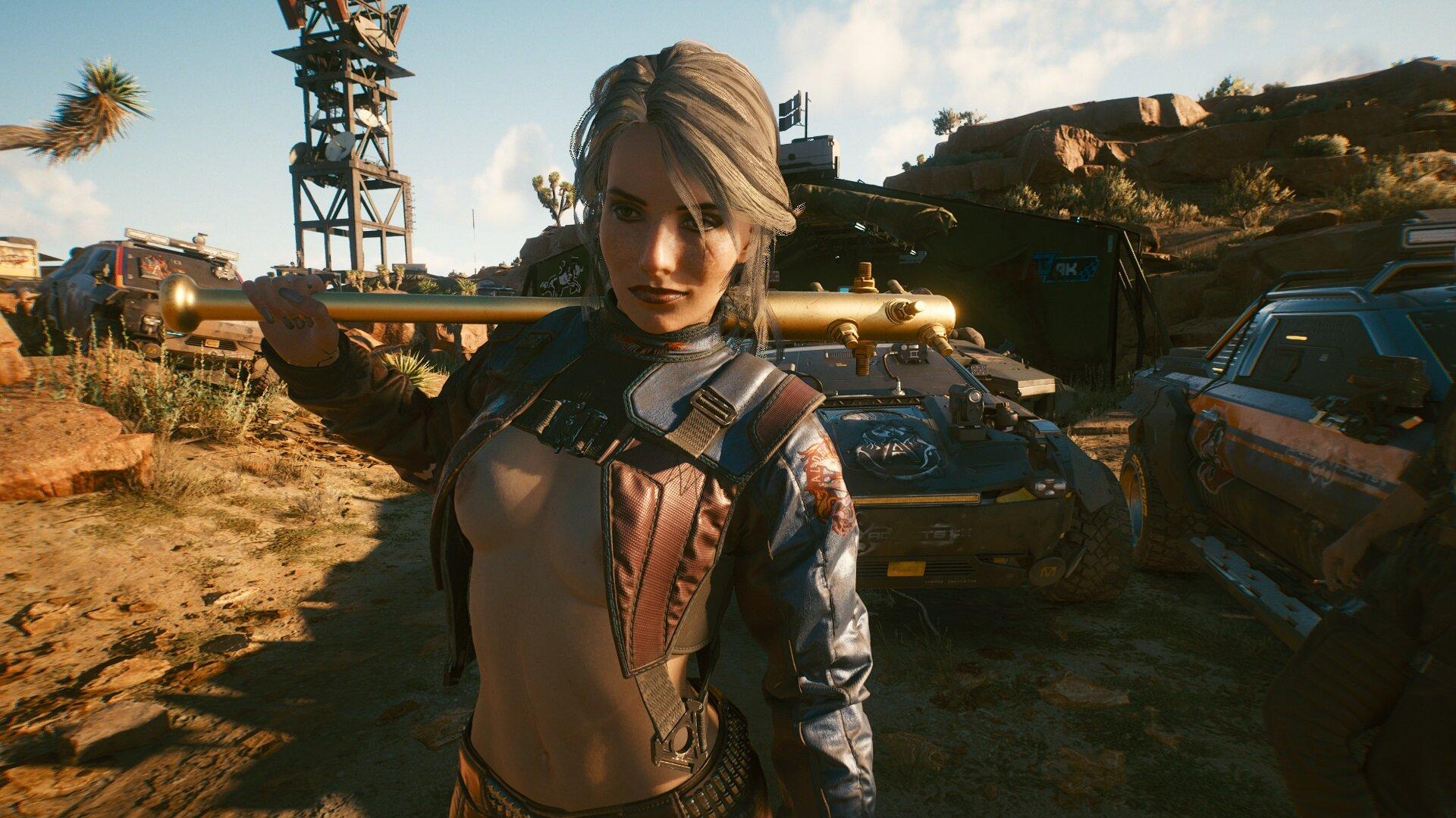 Cyberpunk 2077 К налёту готовы