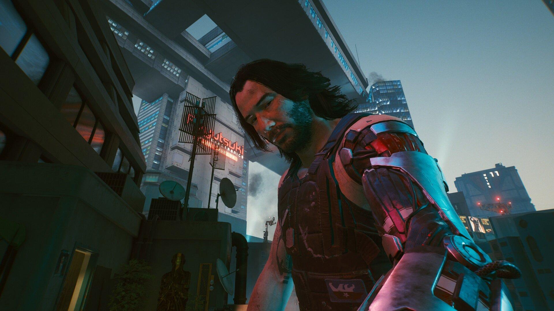 Cyberpunk 2077 Пора принять решение
