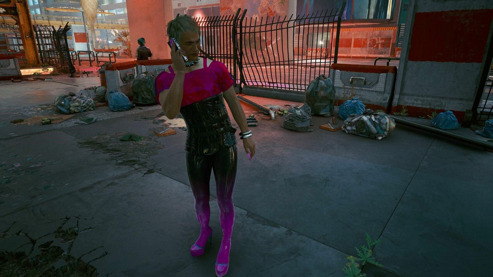 Педрини ))))) Cyberpunk 2077