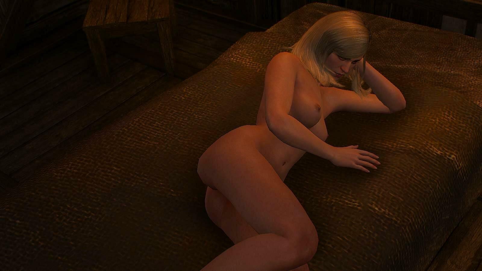 Кейра Метц.. Ведьмак III (сборка Торна)