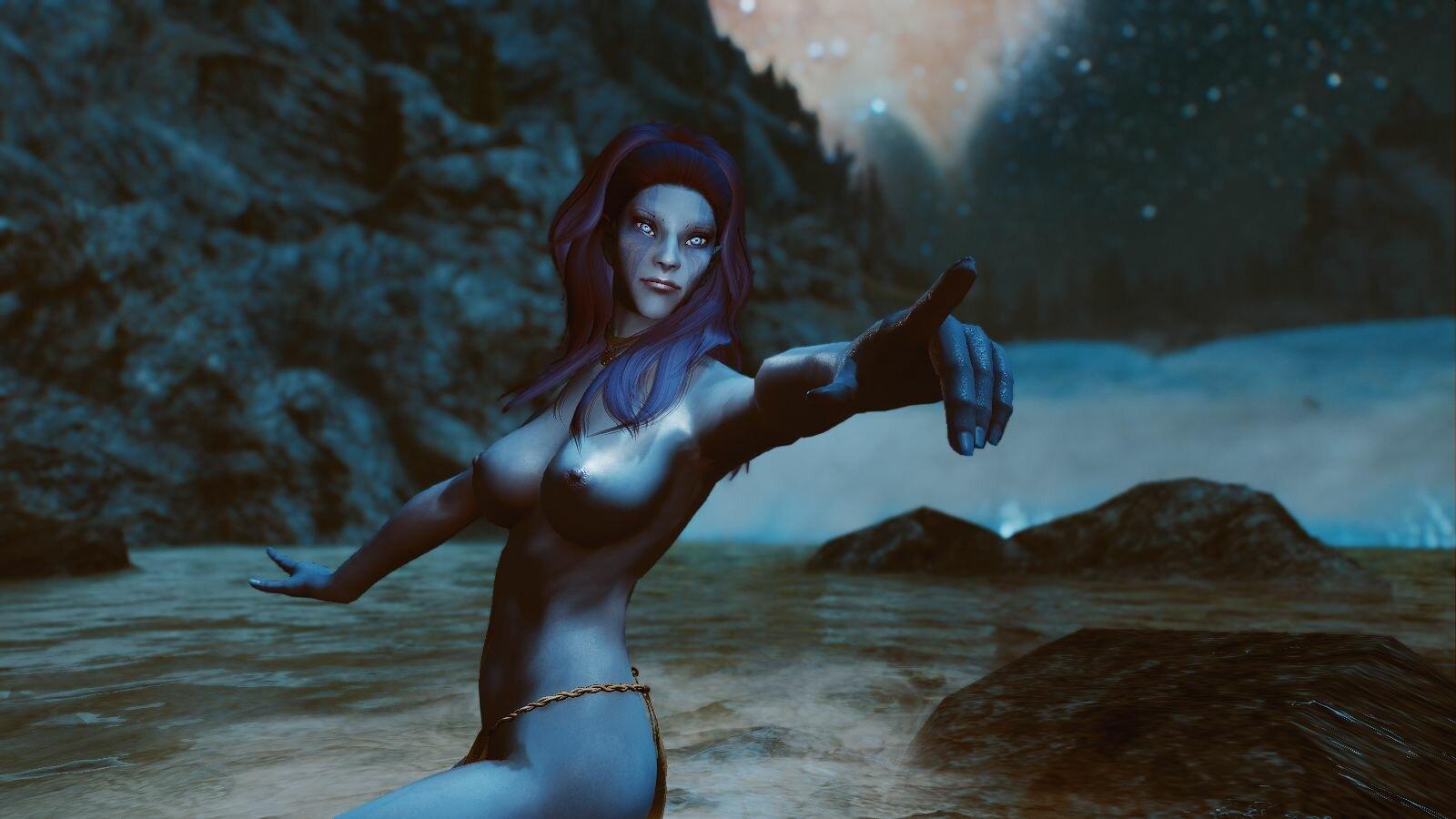Фиолет.. SkyrimSE (сборка 6.0)