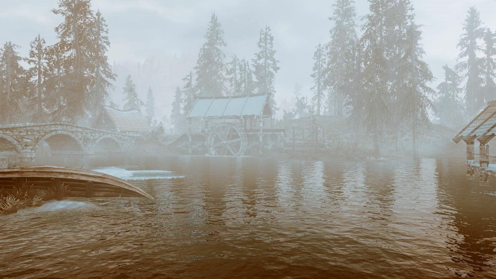 Холодный Морфал. SkyrimSE (сборка 6.0)