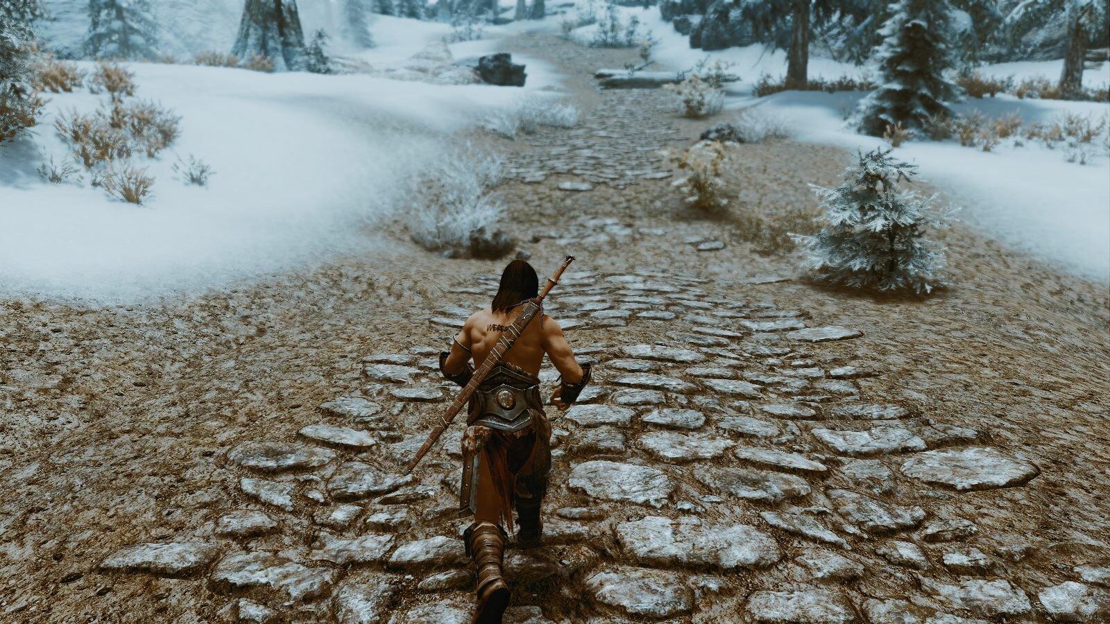 Бегом к приключениям. SkyrimSE (сборка 6.0)