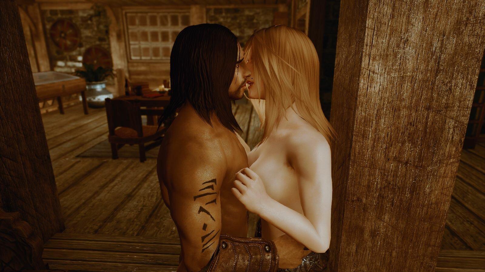 Эйран и Бэлла..