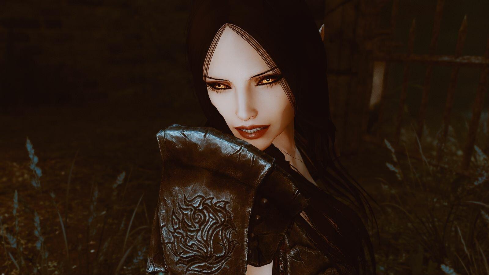 Эльфайна - очаровательна.