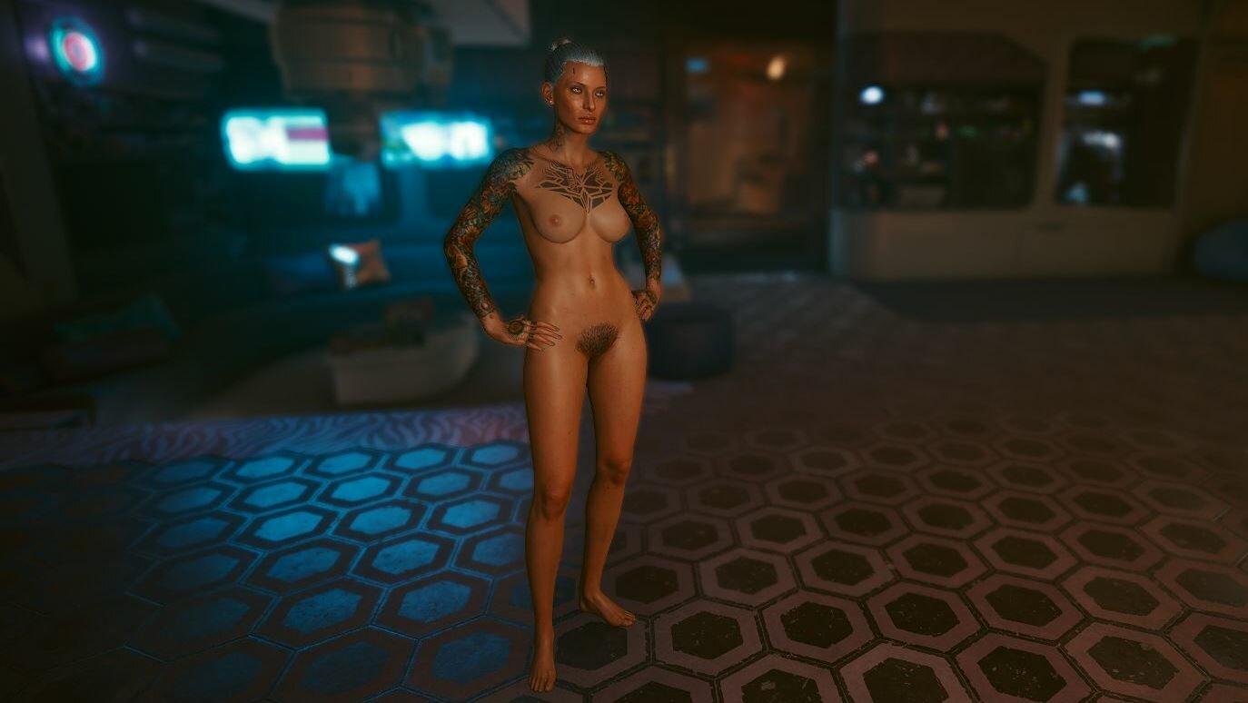 Дома.. Cyberpunk 2077