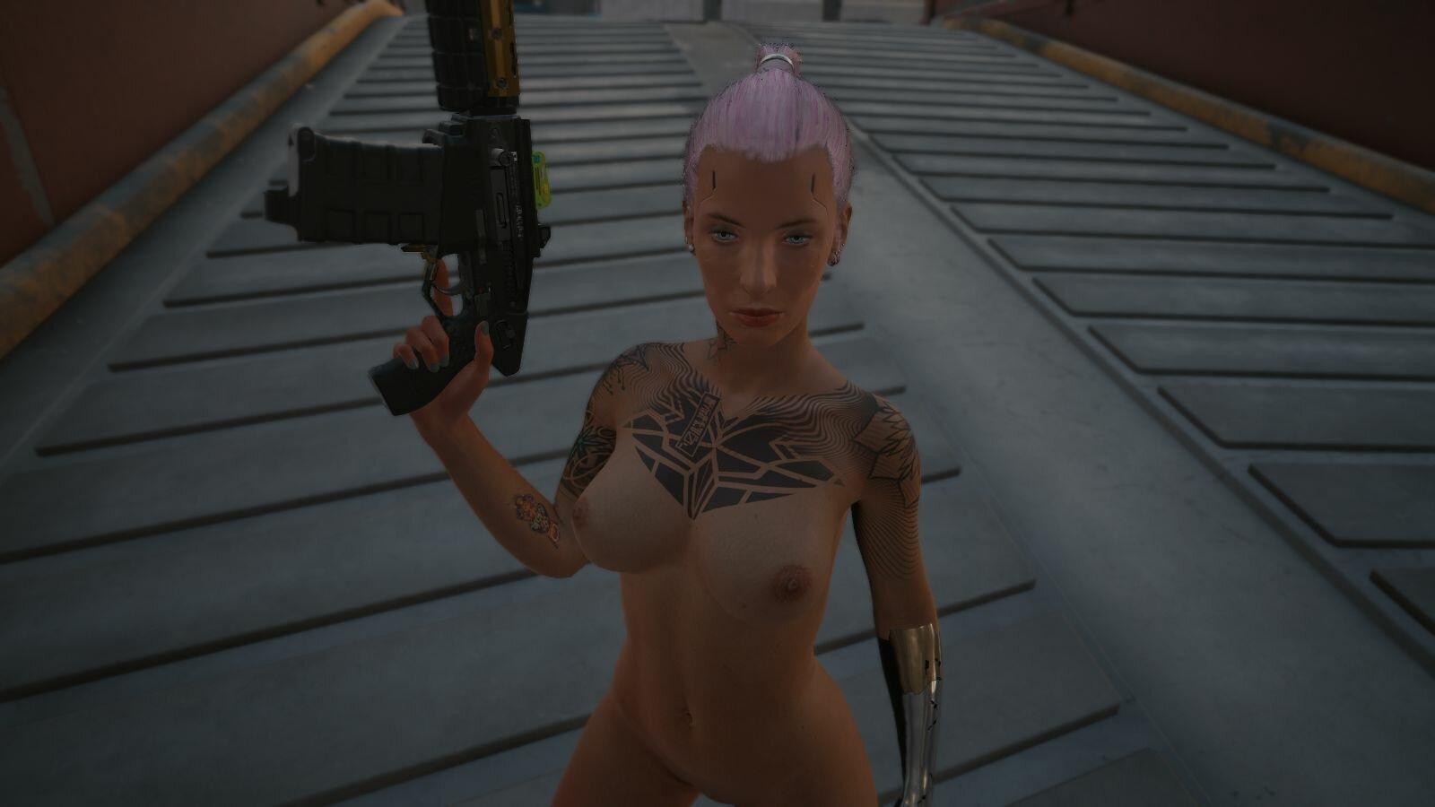 Пробовала сборку 2,0 на Cyberpunk 2077