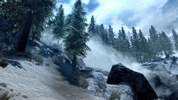 Брума зима