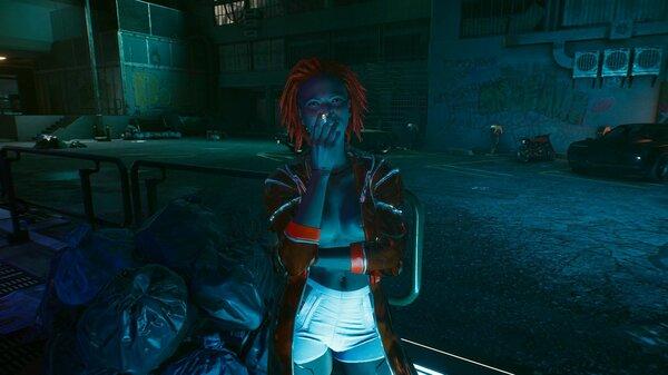 Эскорт услуги ;) Cyberpunk 2077