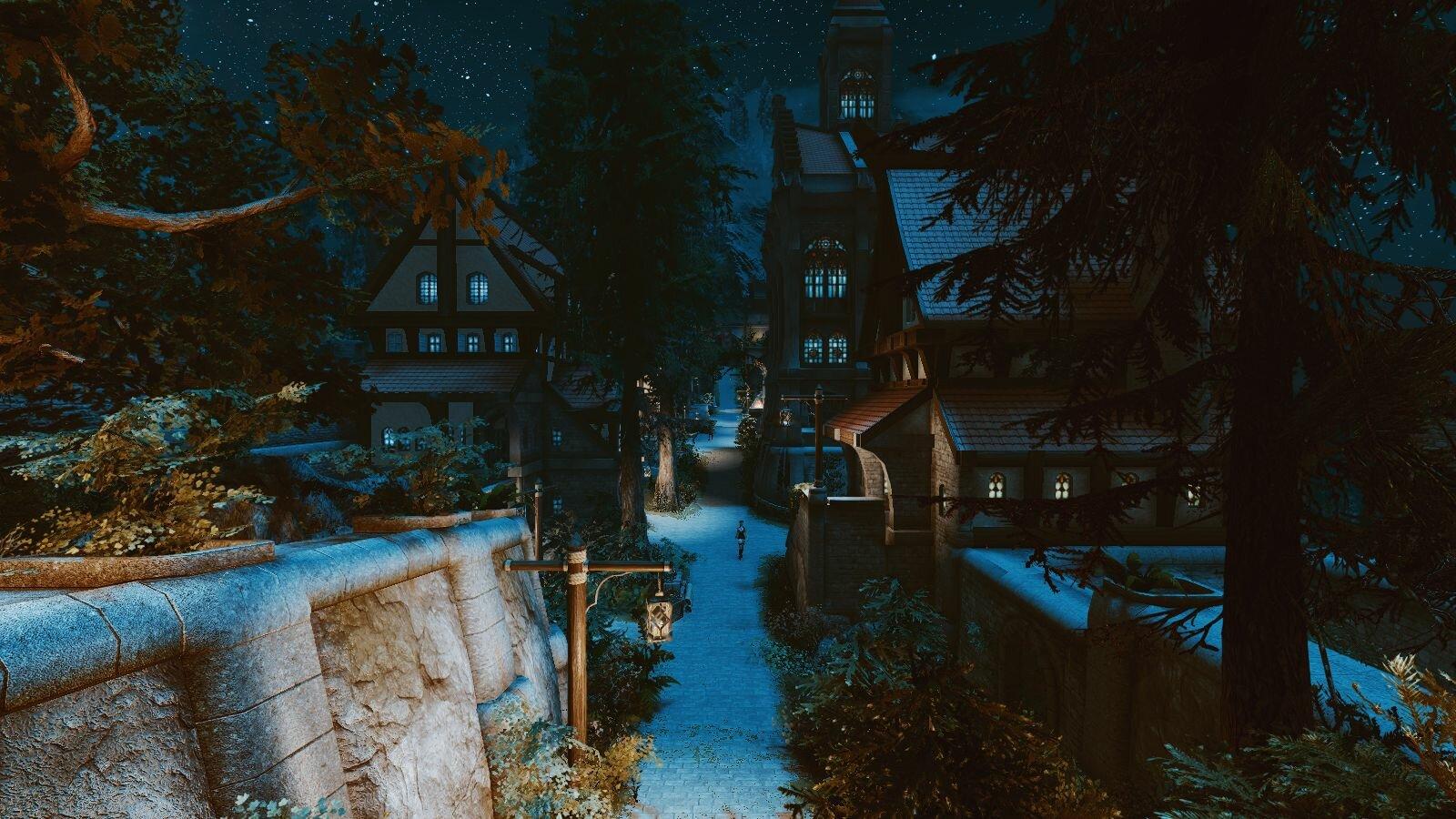 Ночной Солитьюд.. SkyrimSE (сборка 6.0)