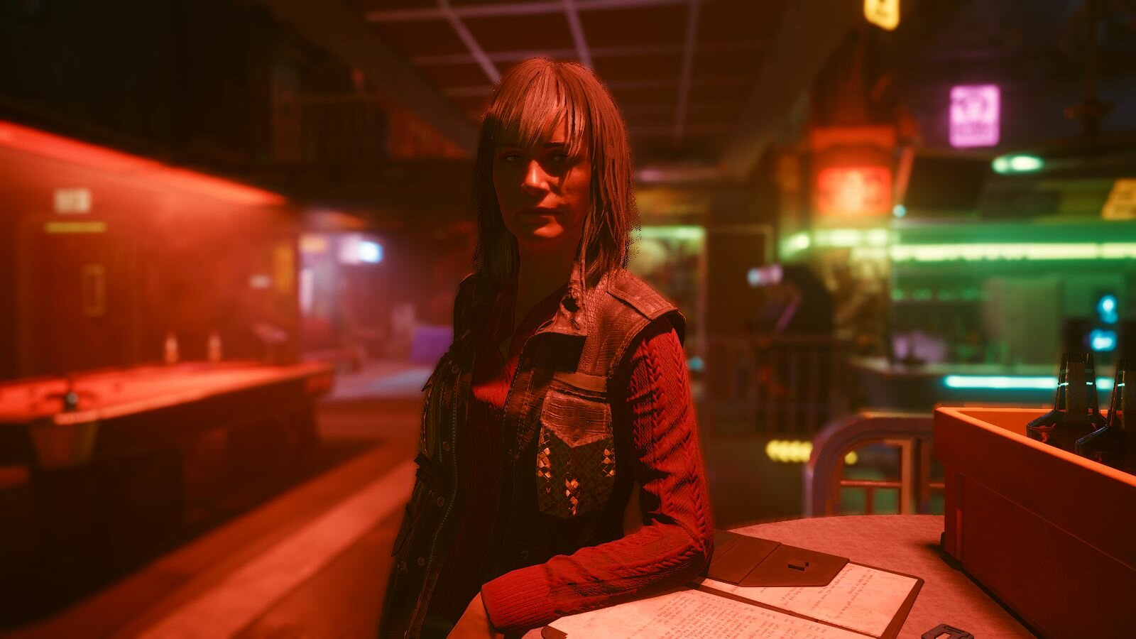 Мама Джеки Уэлса.. Cyberpunk 2077