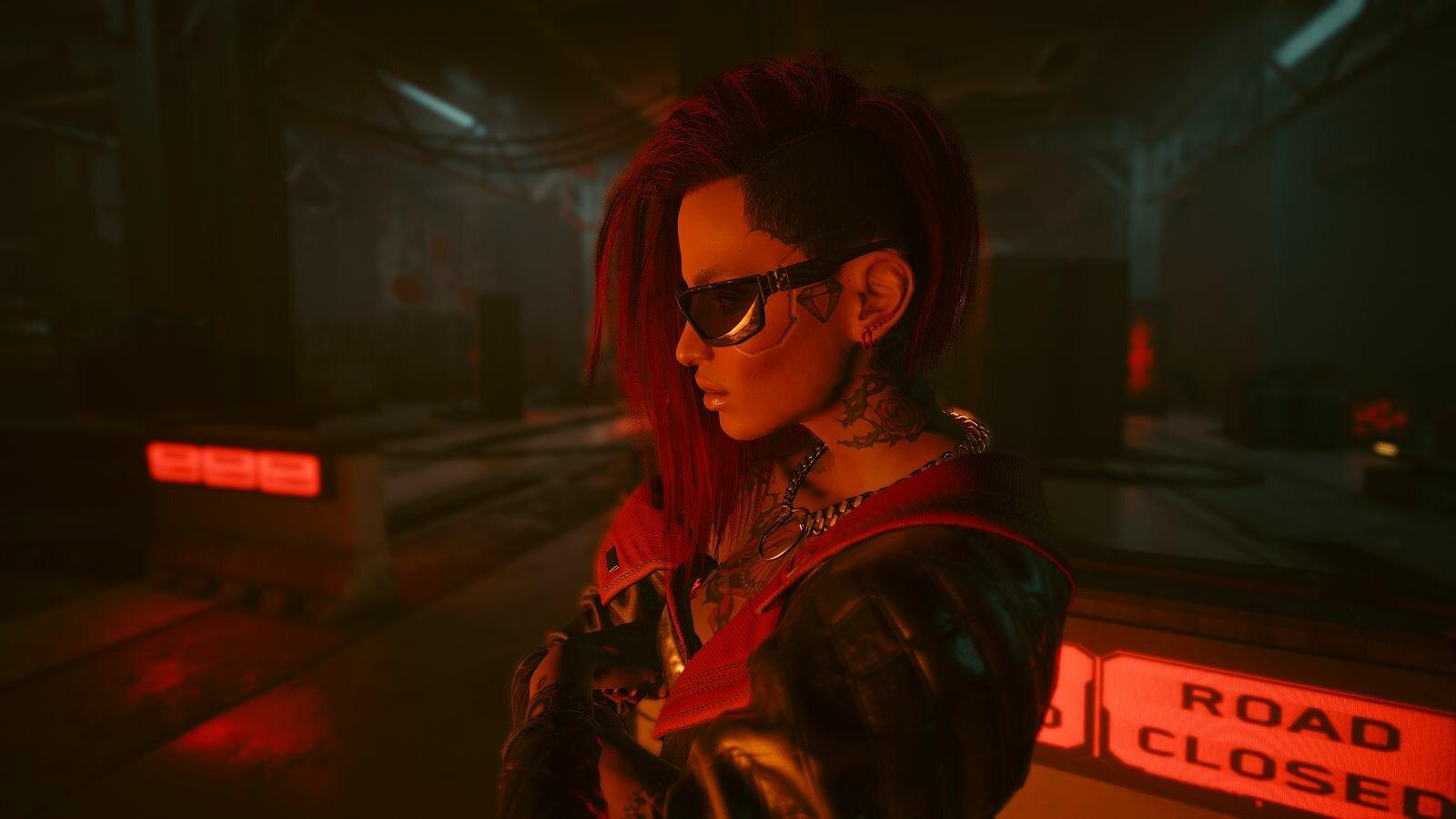 На стиле.. ;) Cyberpunk 2077