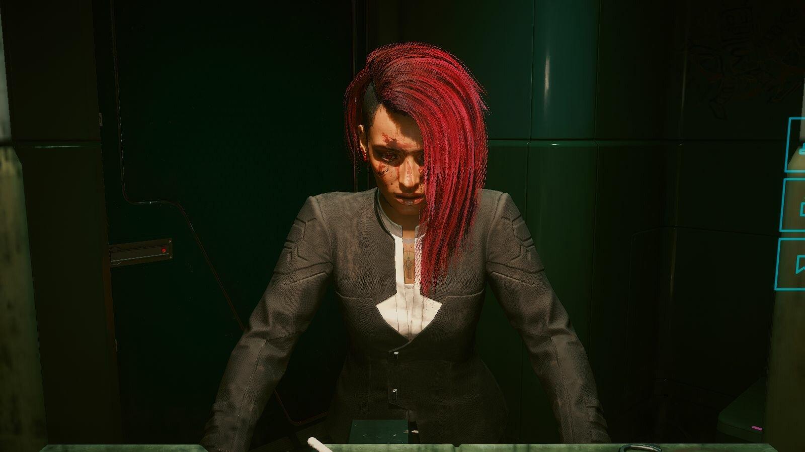 Трудный день.. Cyberpunk 2077