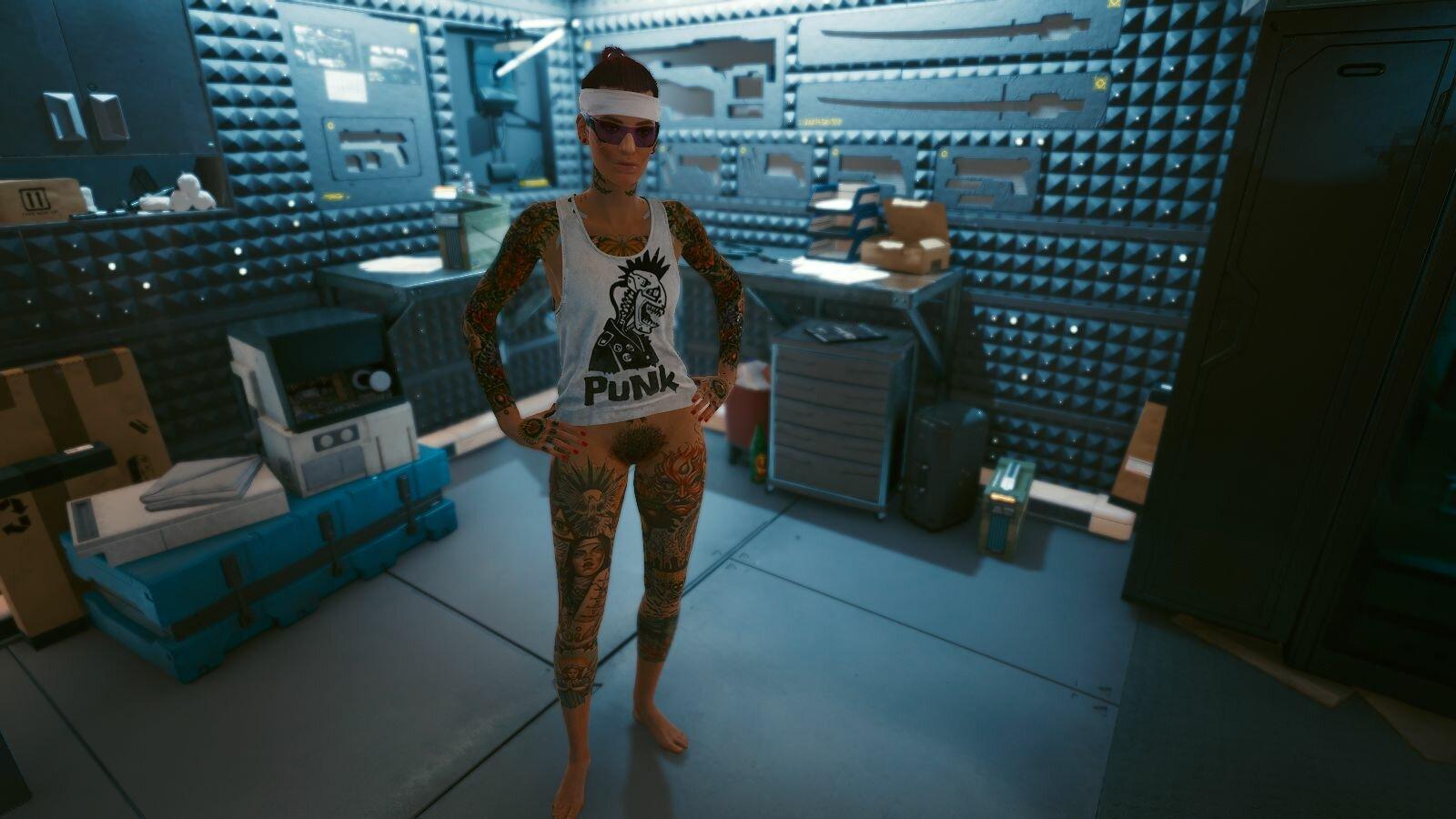 ВИ: дома хожу как хочу! Cyberpunk 2077