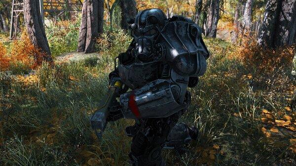 Fallout 4 Патруль